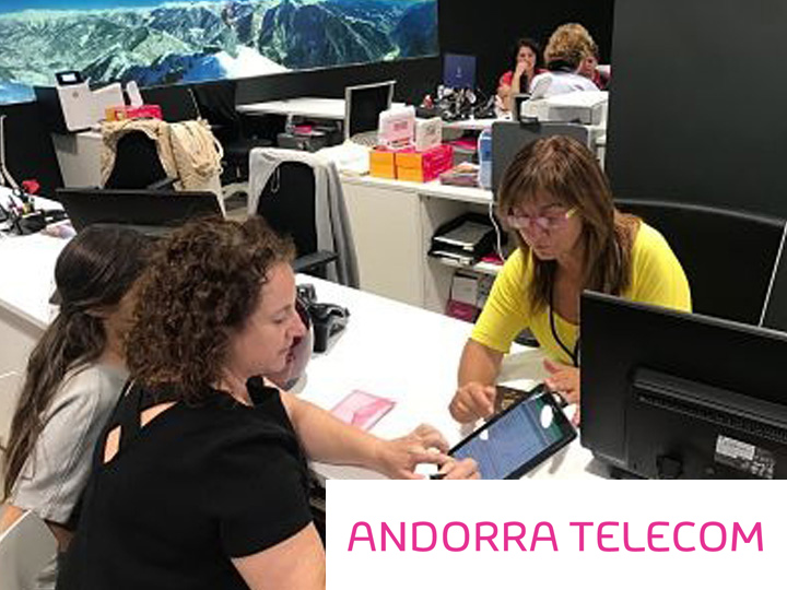 Andorra Telecom - News Digital Transformation